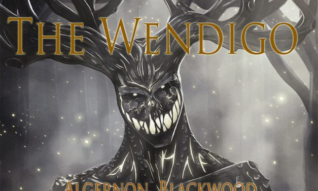 """The Wendigo"", by Algernon Blackwood, illus. by Cathal O Hanlon"
