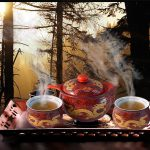 Tea and Sanctuaries by Hannah Montine