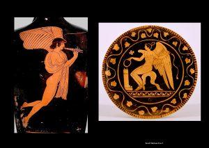 Eros Classical artifacts